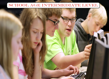 School Age Intermediate: Register