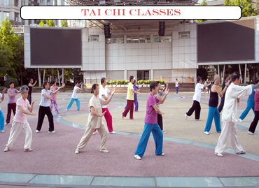 Tai Chi Classes: Free